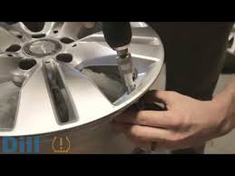 Dill Tpms Application Chart 2018 Video 5010 Corroded Tpms Hex Nut Drilling Guide