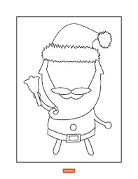 Discover our free coloring pages for kids. 35 Christmas Coloring Pages For Kids Shutterfly