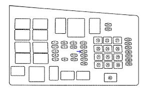 mazda tribute fuse box diagram mazda 04 mazda 6 fuse box diagram mazda schematic my subaru wiring