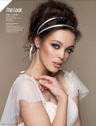 hairstyle and makeup for weddings once upon a bride mobile melbourne bridal hair your