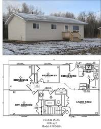 modular house plan nfnh01