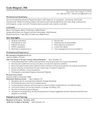 Sample Of Great Resume Examples Of Great Resume Cover Letters Best Best New Grad Nursing Skills Resume