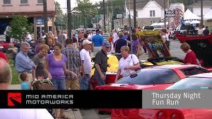 highlights of corvette funfest at mid america motorworks