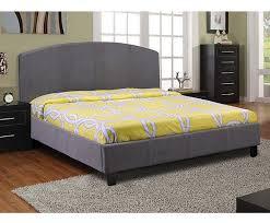 Buy Linen Platform Bed  The Sleepfactory CanadaLinen Platform Bed
