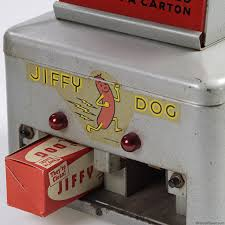 Hot Dog Vending Machines Gorgeous 48s Jiffy Dog Hot Dog Vending Machine
