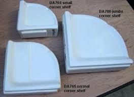 ceramic corner shelves for showers shower shelf tiling cubby ceramic tile shower shelves