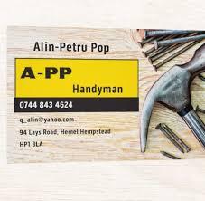 A-PP Handymen - Home | Facebook