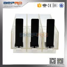 plastic mold for perspex acrylic mac makeup stand export to uk