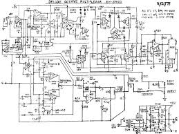 an idea for an octave up schematic this works
