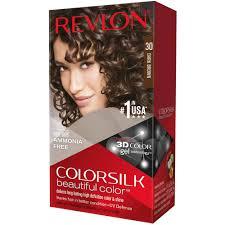 Full Shine Color Chart Revlon Colorsilk