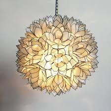 lotus chandelier grand