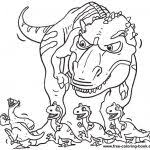 Small Picture coloring pages ice age 3 dawn of the dinosaurs ice age 3 dawn of