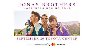 Big Brother Seating Chart Jonas Brothers Houston Toyota Center