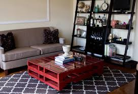 pallet furniture coffee table. DIY Project: Pallet Coffee Table With Custom Glass Top Furniture