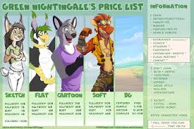 commission sheet green nightingales commission sheet by green nightingale on deviantart
