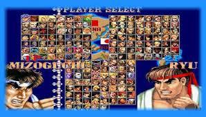 street fighter ii deluxe 2 mugen download go go free games