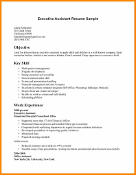 Resume Objective Example Resume Objective Example 7 Strong Objective