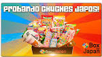Japan, candy, box, monthly Tokyo Treats Fun, japanese