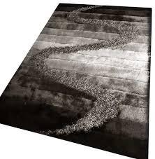 black and grey area rug elegant black grey living room gy area rug black gray 4