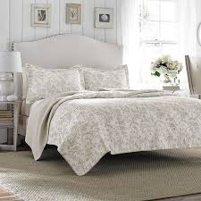 78 best Laura Ashley Bedding images on Pinterest | 3 piece ... & Laura Ashley Amberley Biscuit Quilt Set. #LauraAshley #beddingstyle  #bedroom #quilt # Adamdwight.com