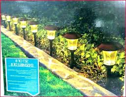 solar path lights home depot garden elegant or canada po home depot outdoor lighting solar garden