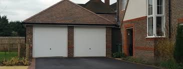 up over garage doors