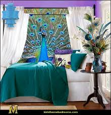 peacock inspired room. Plain Inspired Peacock Theme Decorating  Peacock Decor Exotic Style  Decorations On Inspired Room M