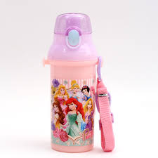 child primary child kindergarten of the woman having a cute dishwasher adaptive direct drink plastic one touch bottle princess disney kindergarten