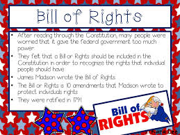 Bill Of Rights Powerpoint Of Bill Rights Powerpoint Notes Kara Lee Ppt Video Online Download
