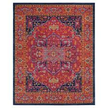 red and white carpet pattern. langley rug - safavieh® red and white carpet pattern