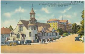 more like commonwealth thmq format postcards cards st margaret s church and old orchard house old orchard beach maine