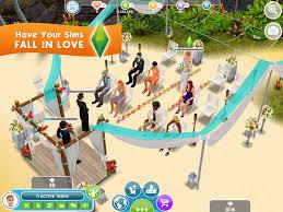 the sims freeplay en app