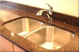 replace undermount sink with drop in