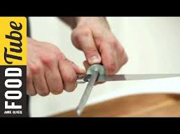 Knife Skills How To Sharpen A Knife  Serious EatsHow To Sharpen Kitchen Knives