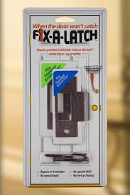 Fix-A-Latch 2-Door Repair Kit with Brass Finish Model # FAL2BR ...