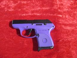 ruger lcp gen1 purple