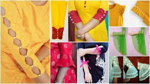 New Baju Design 2019 Latest Unique Beautiful New Sleeve Design Simple Craft Ideas