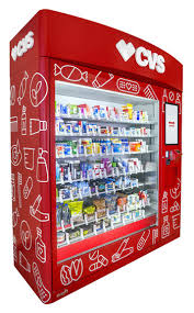 Vending Machine Entrepreneur Beauteous CVS's Vending Machines Use The Swyft Store To Deliver Necessities In