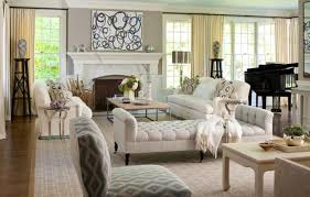 Living Room Chaise Beautiful White Tufted Chaise Lounge Also White Fireplace As Well