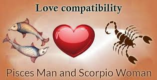pisces woman dating scorpio man