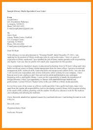 Cover Letter For Library Assistant Job 12 13 Cover Letter For A Library Job Elainegalindo Com