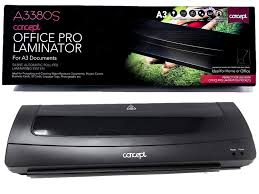 <b>Comix</b> A3 Home Office Laminator 4 Rollers with 380mm/min Quick ...
