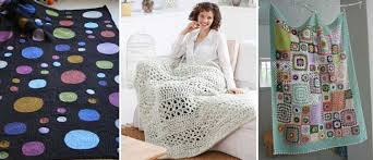 Crochet Throw Patterns Cool 48 Free Crochet Blanket Patterns