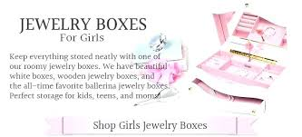 childrens jewellery box jewelry box beautiful glossy white jewelry box for girls with a soft pink childrens jewellery box