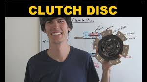 <b>Clutch Disc</b> - Explained - YouTube