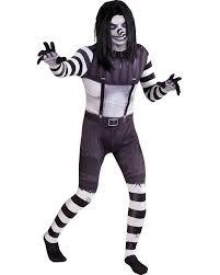 Laughing Jack Morphsuit Mens Costume