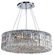 unusual large round crystal chandelier photo inspirations