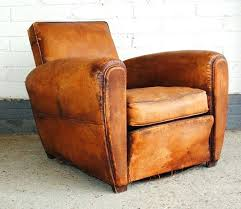 vintage leather club chair best chairs ideas on recliner regarding pair vintage leather club chair