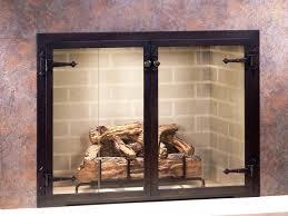 superior fireplace glass door parts replacement screens