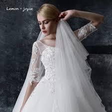 Prinzessin Hochzeitskleid Spitze Luxus V ausschnitt Applique Weiße ...